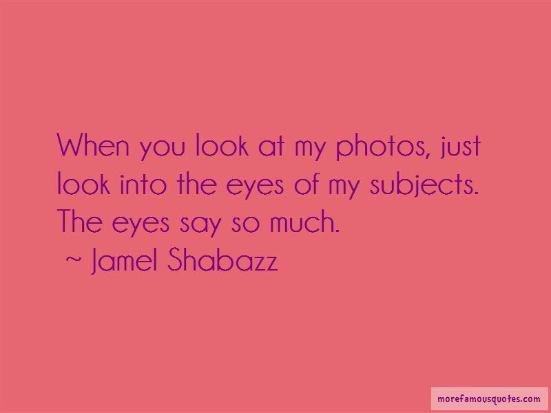 Jamel Shabazz Quotes Pictures 2