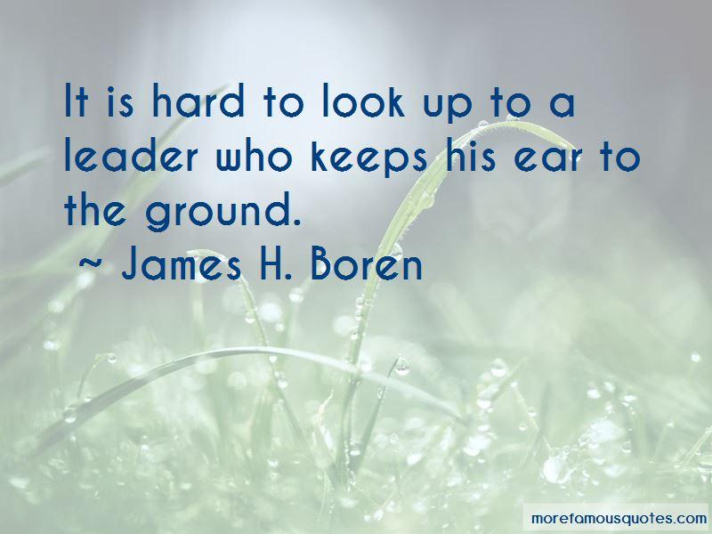 James H. Boren Quotes Pictures 3