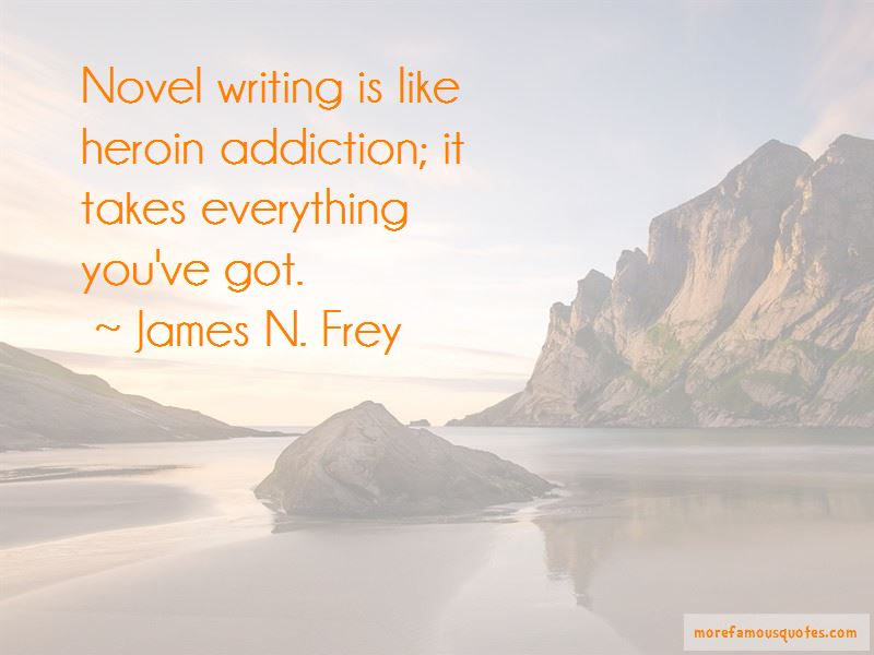 James N. Frey Quotes Pictures 2