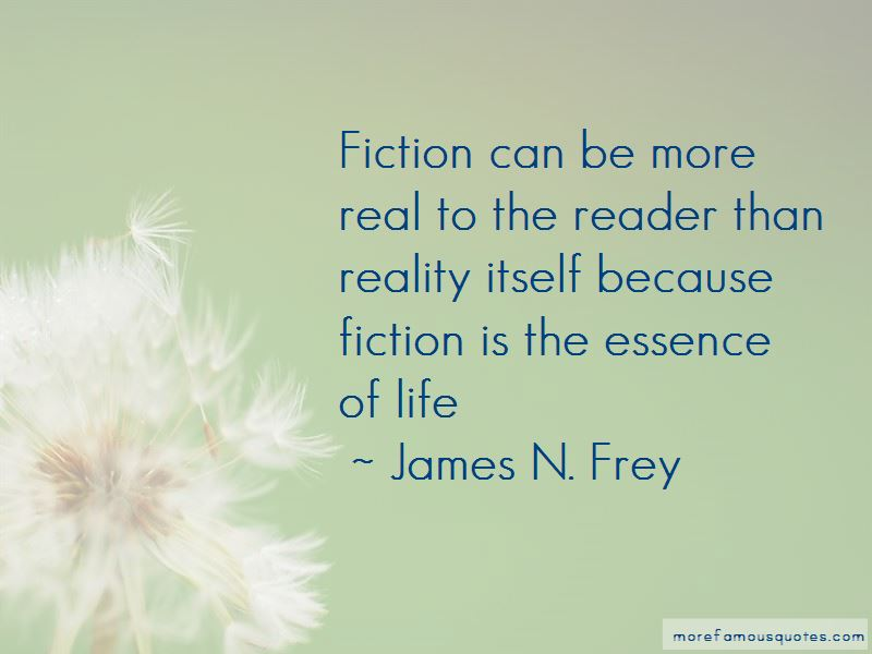 James N. Frey Quotes Pictures 3