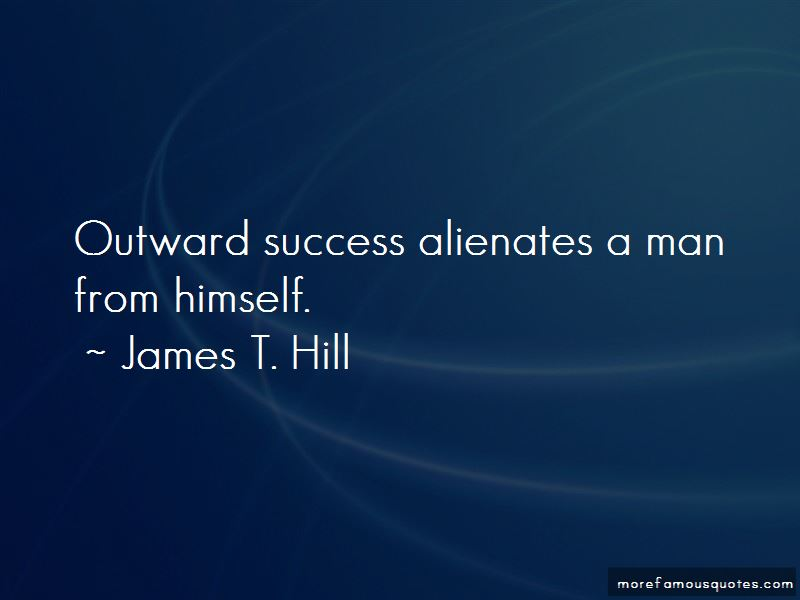 James T. Hill Quotes
