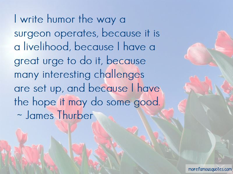 James Thurber Quotes Pictures 3