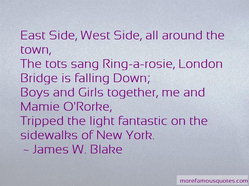 James W. Blake Quotes