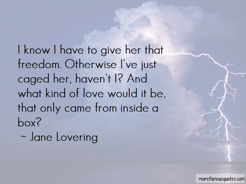 Jane Lovering Quotes Pictures 2