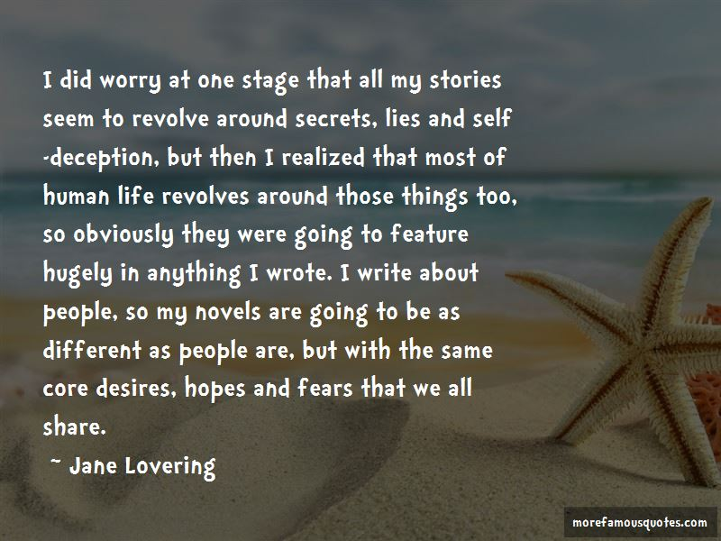 Jane Lovering Quotes