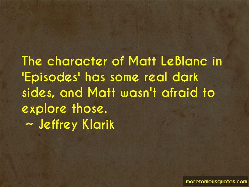 Jeffrey Klarik Quotes Pictures 2