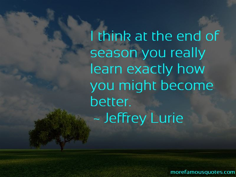 Jeffrey Lurie Quotes Pictures 2