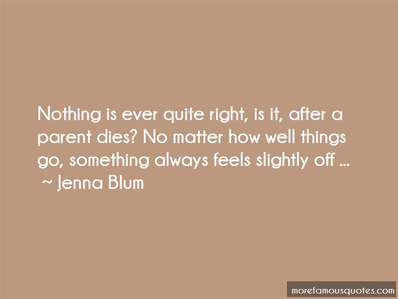 Jenna Blum Quotes Pictures 4