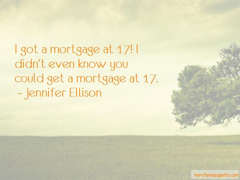 Jennifer Ellison Quotes