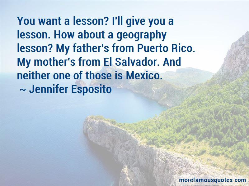 Jennifer Esposito Quotes Pictures 2