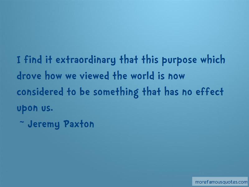 Jeremy Paxton Quotes Pictures 2
