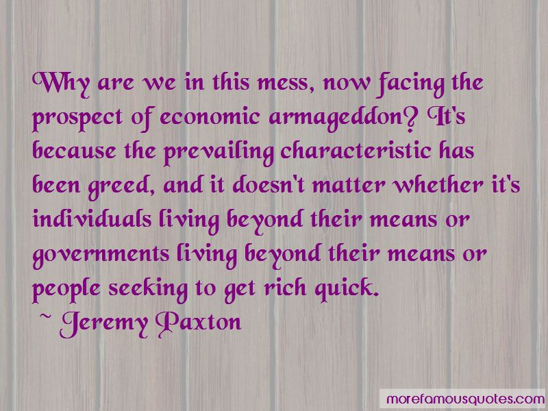 Jeremy Paxton Quotes Pictures 4