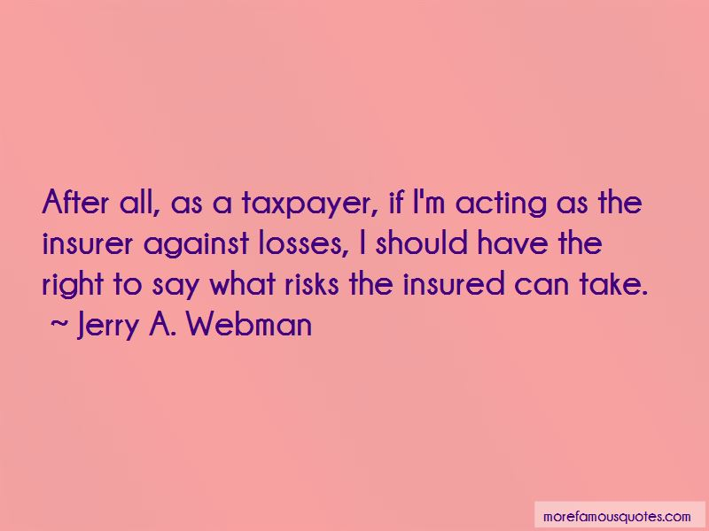 Jerry A. Webman Quotes Pictures 3