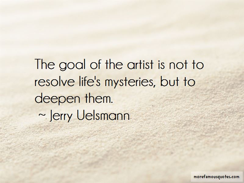 Jerry Uelsmann Quotes Pictures 3