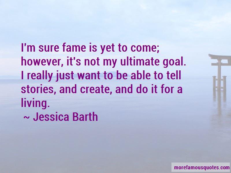 Jessica Barth Quotes Pictures 2
