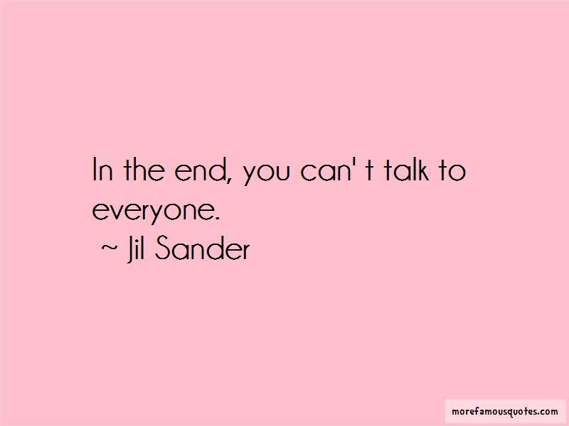 Jil Sander Quotes Pictures 4