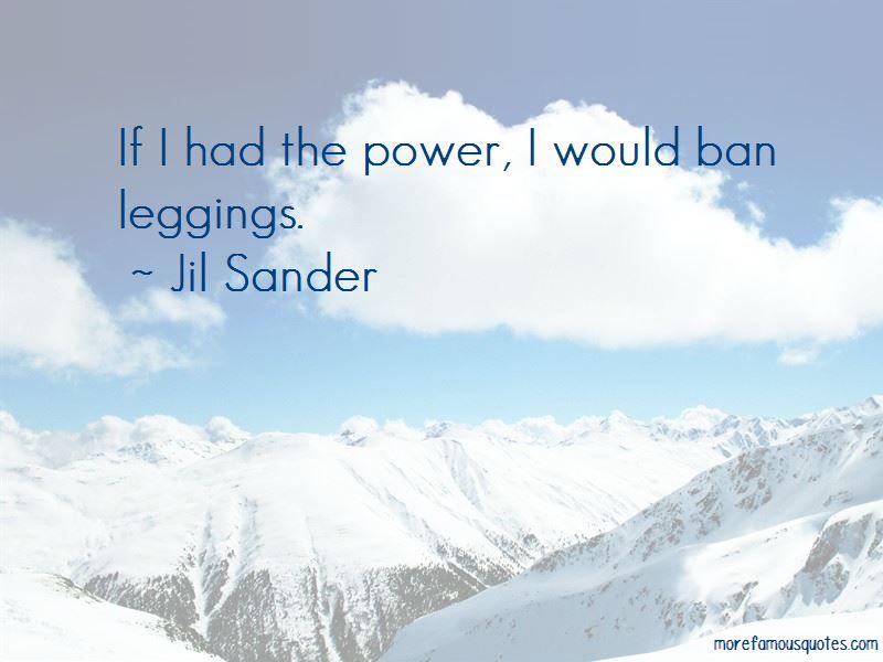 Jil Sander Quotes