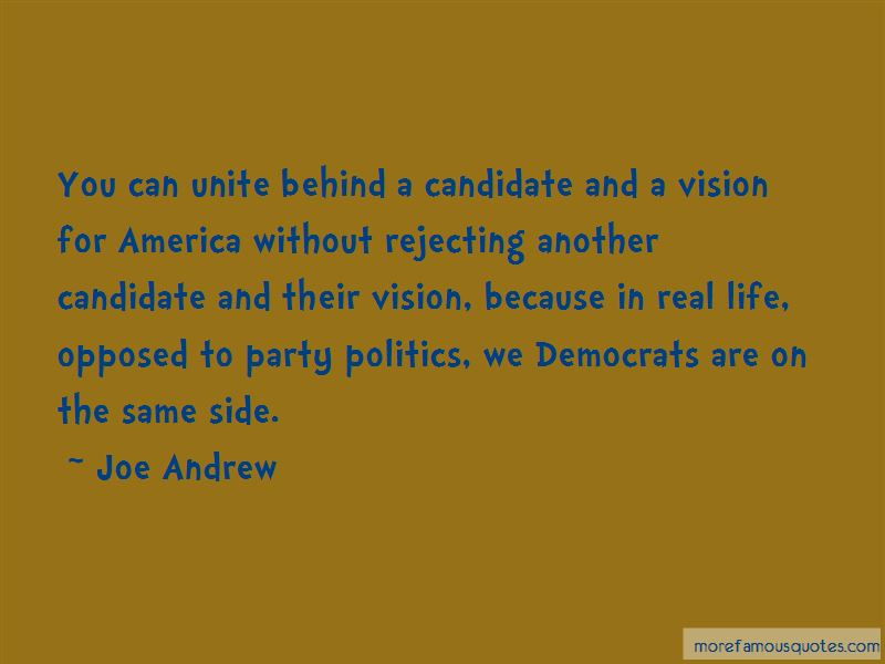 Joe Andrew Quotes Pictures 2