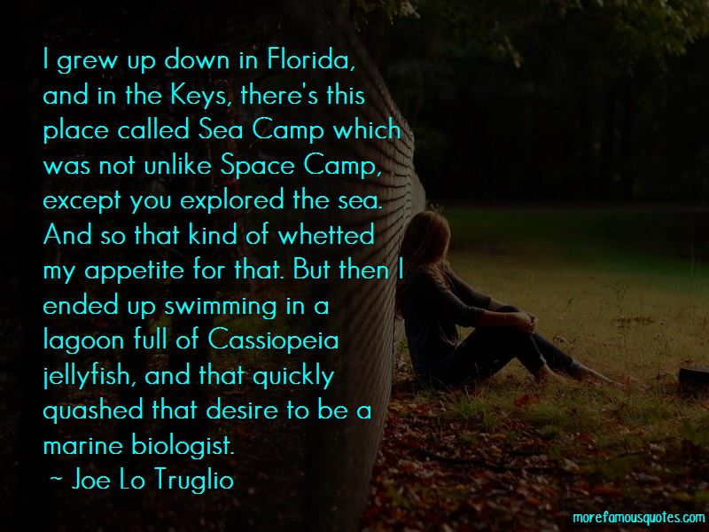 Joe Lo Truglio Quotes