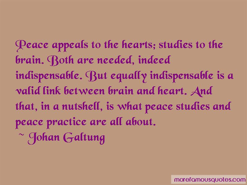 Johan Galtung Quotes Pictures 2