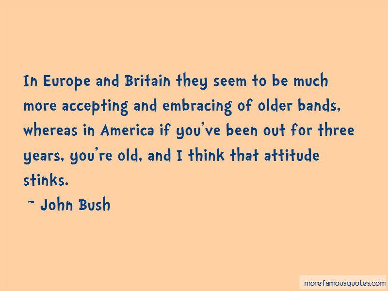 John Bush Quotes Pictures 3