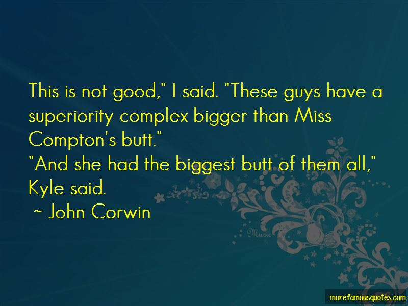 John Corwin Quotes Pictures 2