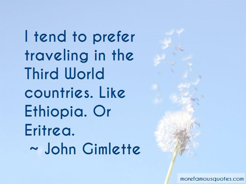 John Gimlette Quotes