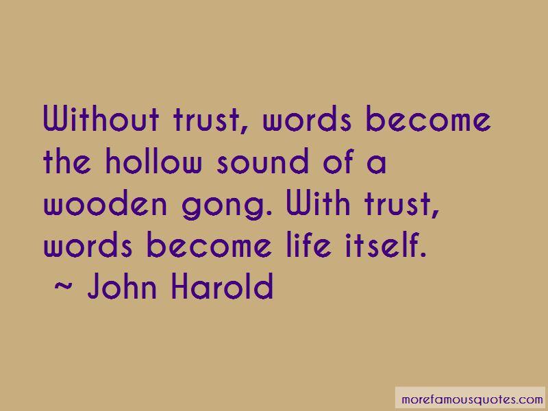 John Harold Quotes