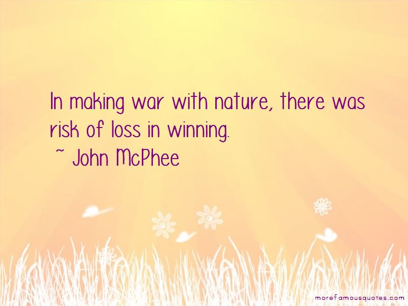 John McPhee Quotes Pictures 2