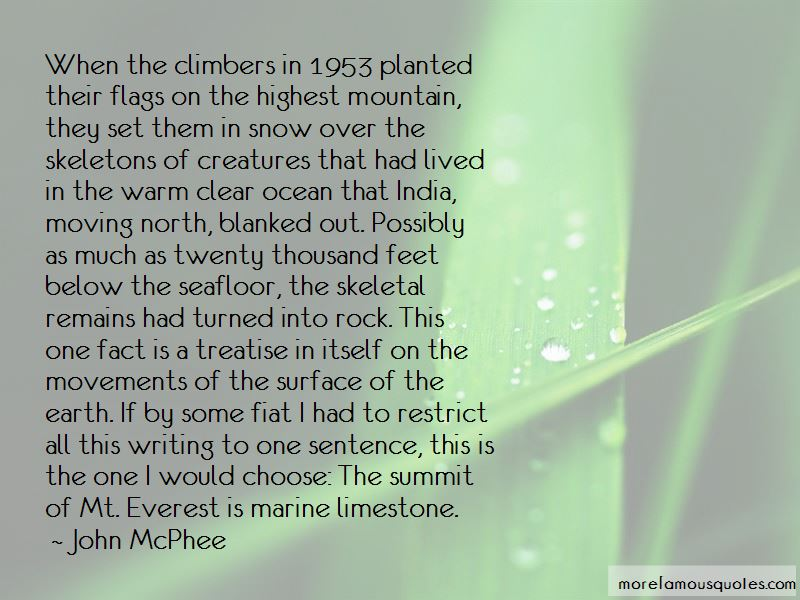 John McPhee Quotes Pictures 3