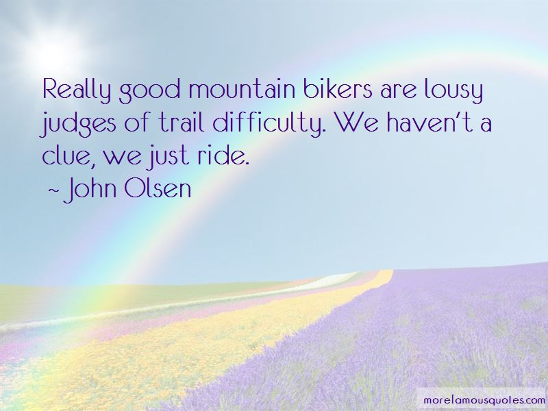 John Olsen Quotes