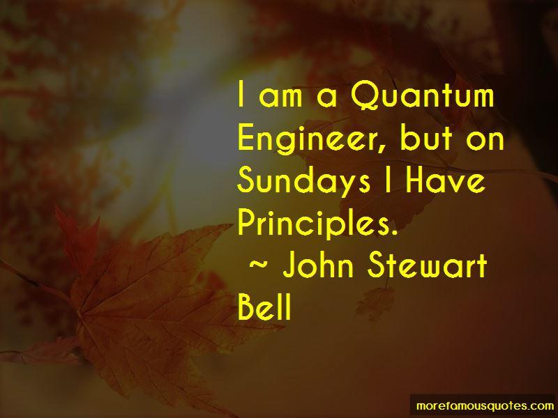 John Stewart Bell Quotes