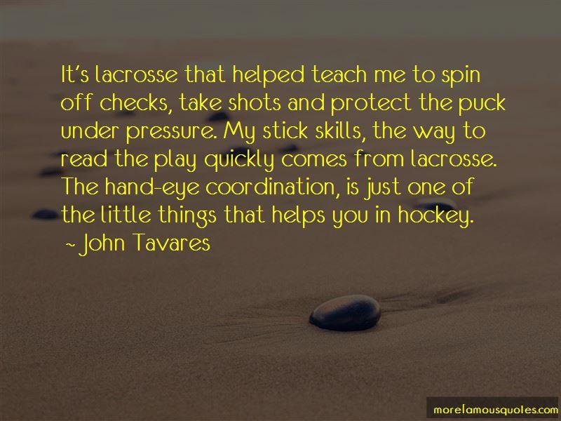John Tavares Quotes Pictures 2
