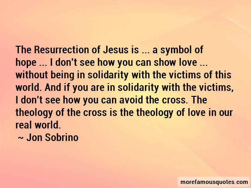 Jon Sobrino Quotes Pictures 3