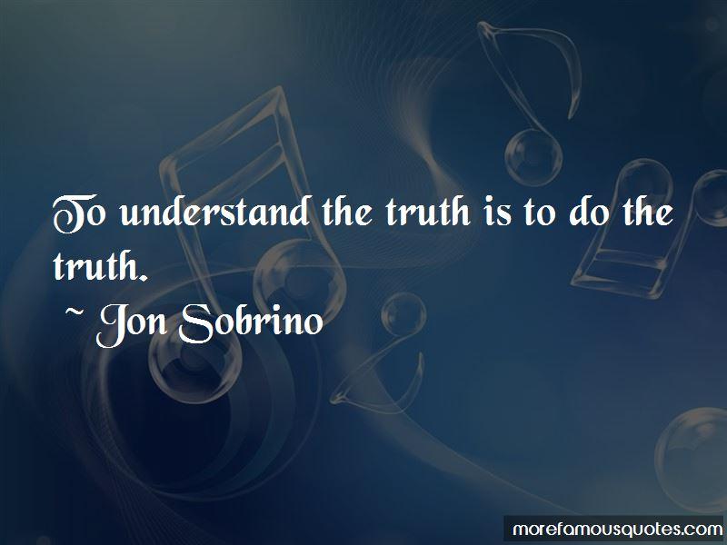 Jon Sobrino Quotes Pictures 4
