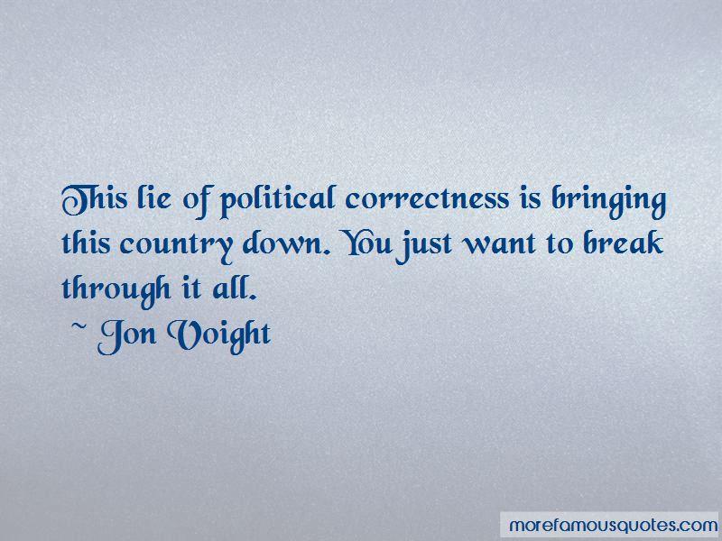 Jon Voight Quotes
