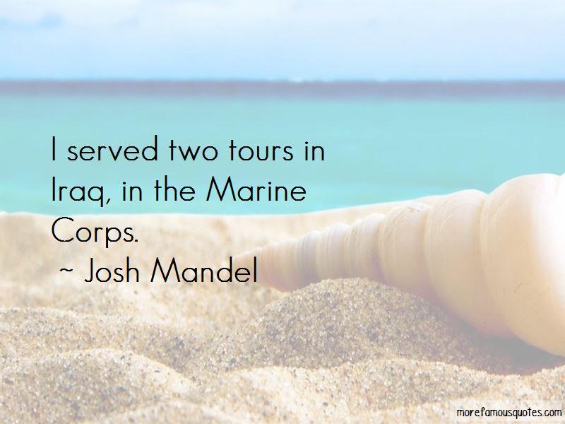 Josh Mandel Quotes Pictures 3