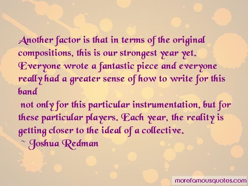 Joshua Redman Quotes Pictures 4