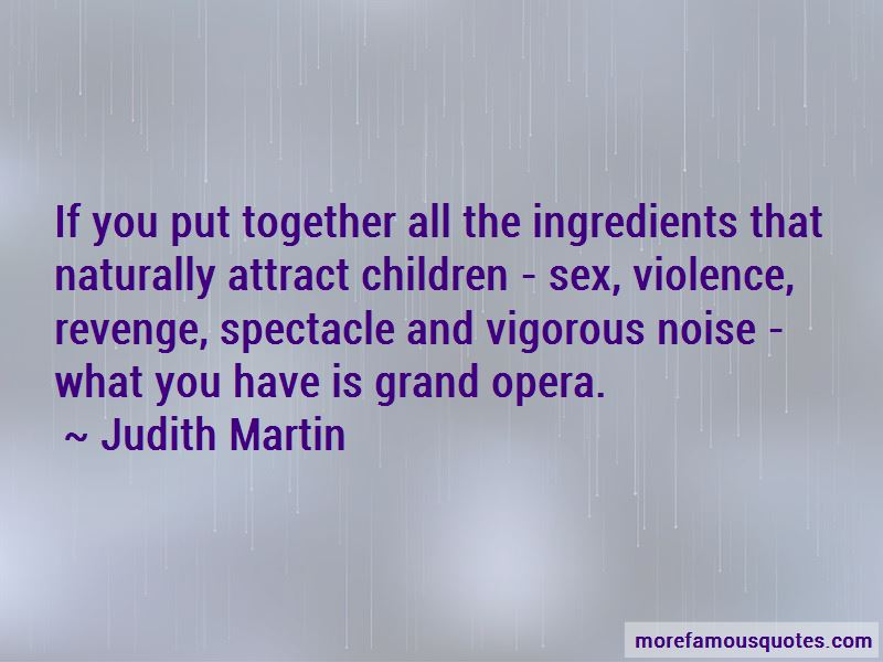 Judith Martin Quotes Pictures 4