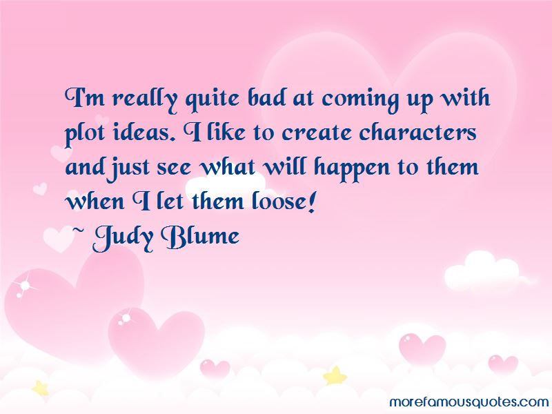 Judy Blume Quotes Pictures 4