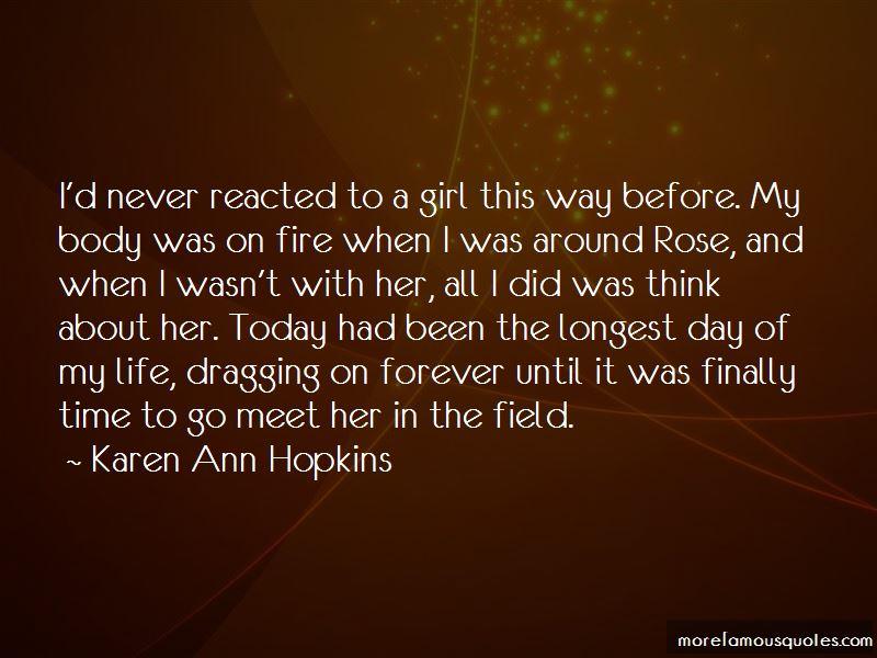 Karen Ann Hopkins Quotes Pictures 2