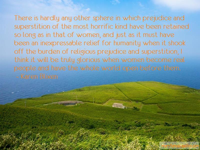 Karen Blixen Quotes Pictures 3