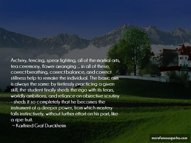 Karlfried Graf Durckheim Quotes Pictures 4