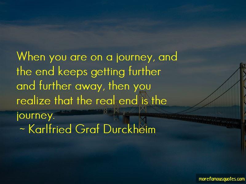 Karlfried Graf Durckheim Quotes