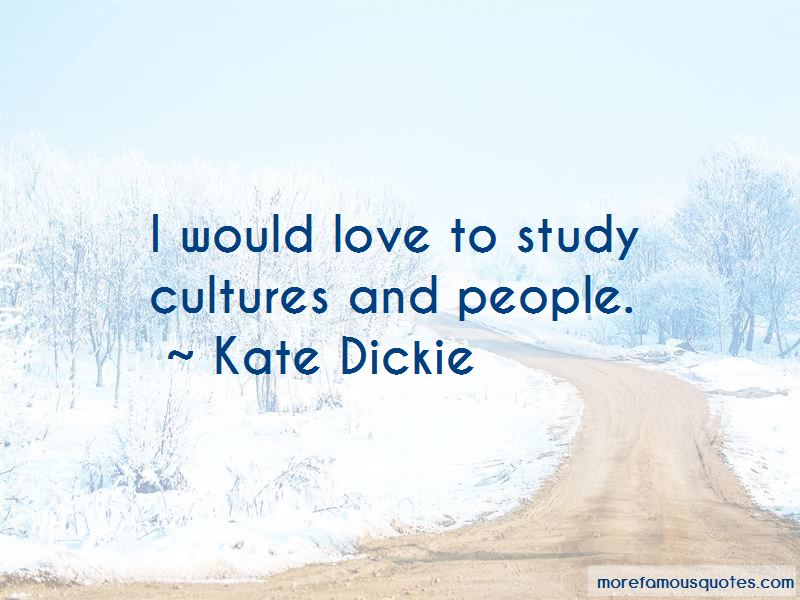 Kate Dickie Quotes Pictures 4