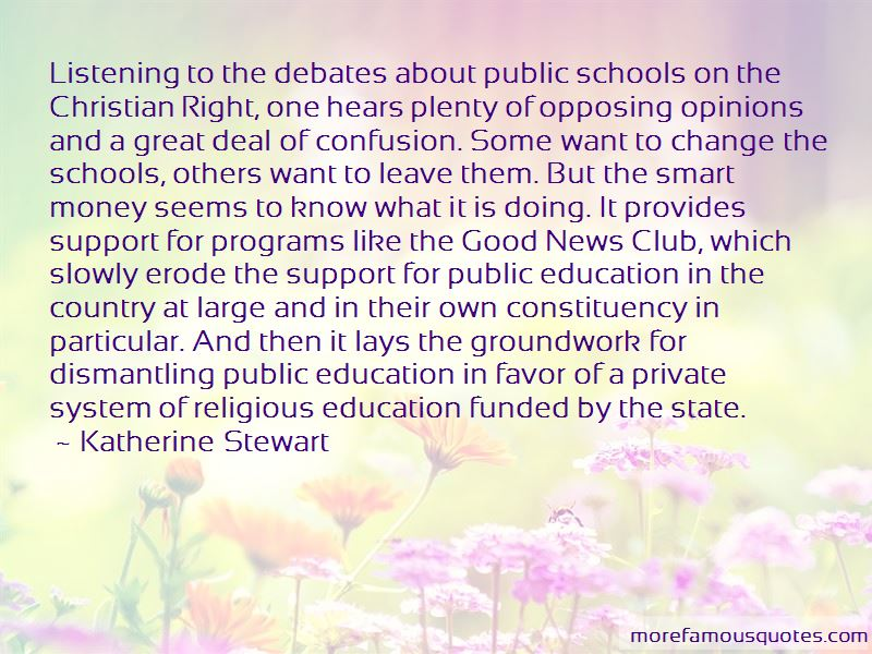 Katherine Stewart Quotes