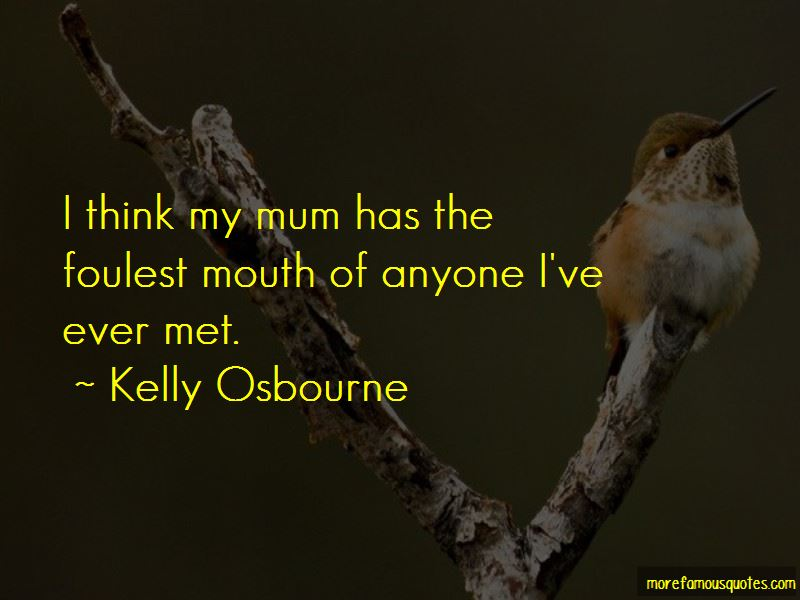 Kelly Osbourne Quotes