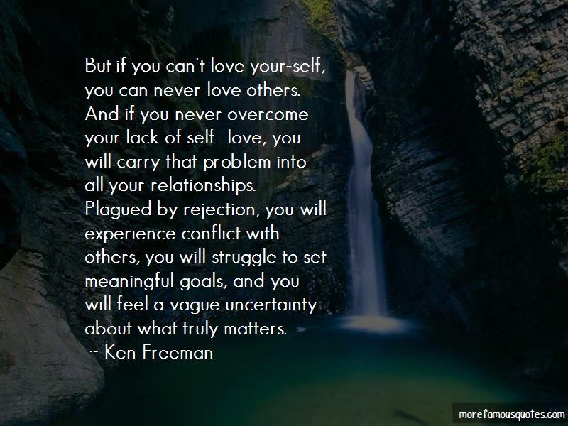 Ken Freeman Quotes