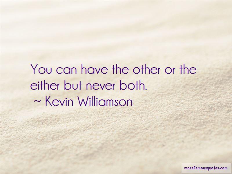 Kevin Williamson Quotes Pictures 4