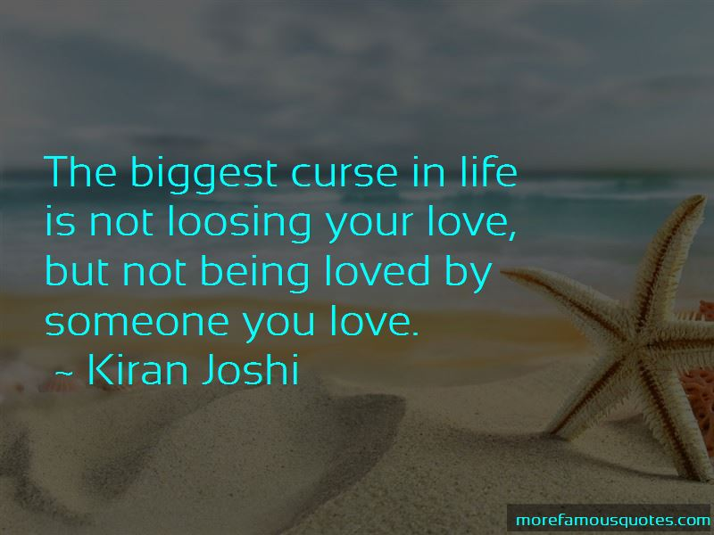 Kiran Joshi Quotes